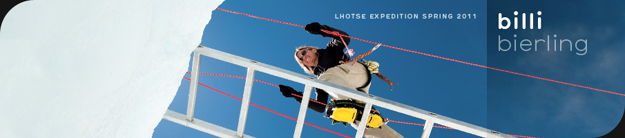 billi bierling female mountaineer and journalist from Germany