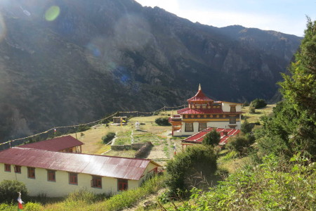 Nar Phedi Monastery
