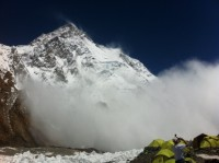billi bierling photo of k2